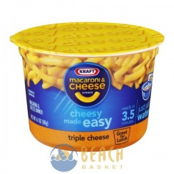 Kraft Macaroni & Cheese Triple Cheese