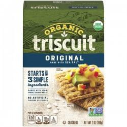 Triscuit Organic Crackers Original