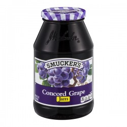 Smucker's Concord Grape Jam
