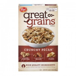 Great Grains Cereal Crunchy Pecan