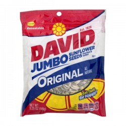 David Jumbo Sunflower Seeds Original
