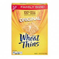 Wheat Thins Family Size Original