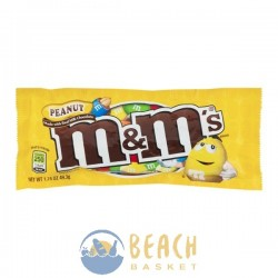 M&M's Peanut Chocolate Candies