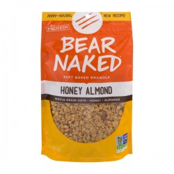 Bear Naked Soft Baked Granola Honey Almond