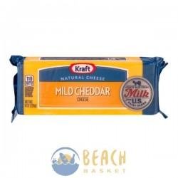 Kraft Natural Cheese Mild Cheddar