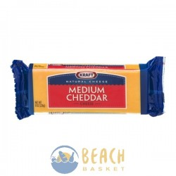 Kraft Medium Cheddar Cheese