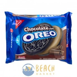 Nabisco Oreo Chocolate Sandwich Cookies Chocolate Creme