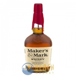 Maker's Mark Kentucky Straight Bourbon Whisky Handmade