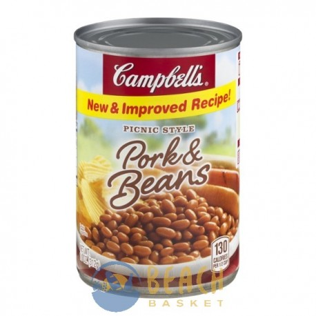 Campbell's Picnic Style Pork & Beans