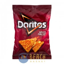 Doritos Tortilla Chips Spicy Nacho