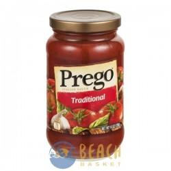Prego Italian Sauce Traditional