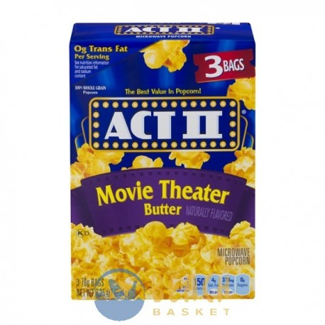 best microwave popcorn act ii microwave popcorn theater butter 3 ct 30964