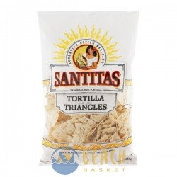 Santitas White Corn Blend Tortilla Chips
