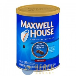 Maxwell House Ground Coffee The Original Roast Medium