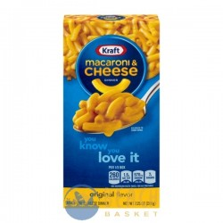 Kraft Macaroni & Cheese Dinner Original Flavor