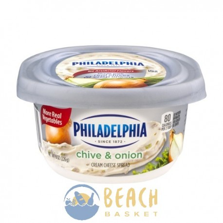 Philadelphia Cream Cheese Chive & Onion