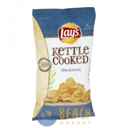 Lay's Original Kettle Cooked Potato Chips