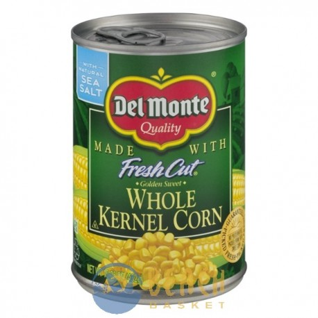 Del Monte Fresh Cut Golden Street Whole Kernel Corn