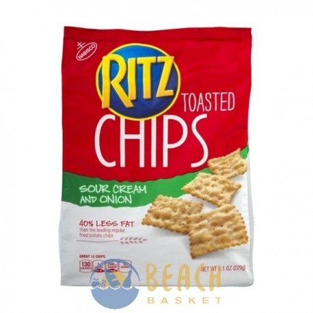 nabisco ritz toasted chips sour cream and onion beach basket belize. Black Bedroom Furniture Sets. Home Design Ideas