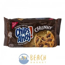 Nabisco Chips Ahoy! Crunchy Cookies Chunky