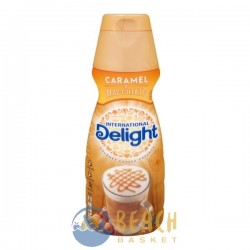 International Delight Gourmet Coffee Creamer Caramel Macchiato