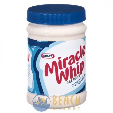 kraft miracle whip original dressing beach basket belize. Black Bedroom Furniture Sets. Home Design Ideas