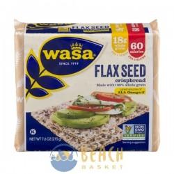 Wasa Flax Seed Crispbread