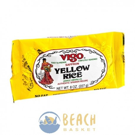 Vigo Authentic Spanish Recipe No Fat Yellow Rice