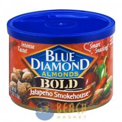 Blue Diamond Almonds Bold Jalapeno Smokehouse