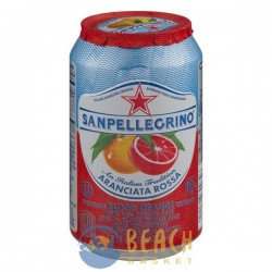 San Pellegrino Sparkling Blood Orange Beverage Aranciata Rossa