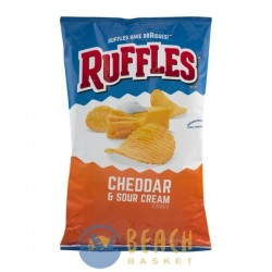 Ruffles Potato Chips Cheddar & Sour Cream