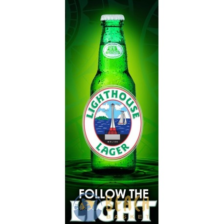 Belikin Lighthouse Beer