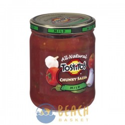 Tostitos All Natural Mild Chunky Salsa