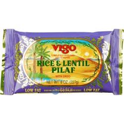 VIGO RICE & LENTIL PILAF 8oz