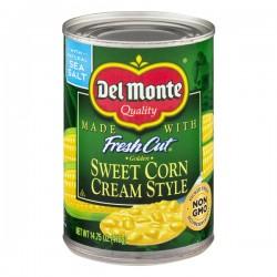 Del Monte Fresh Cut Golden Corn Sweet Cream Style