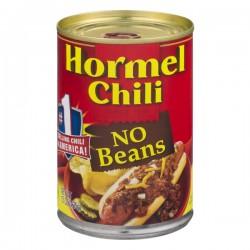 Hormel Chili No Beans