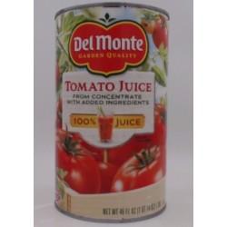 DEL MONTE TOMATO JUICE 46fl oz