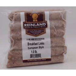 Reinland European Breakfast Links