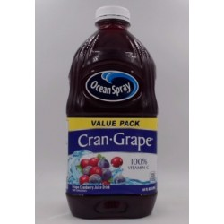 CRAN-GRAPE 64fl oz