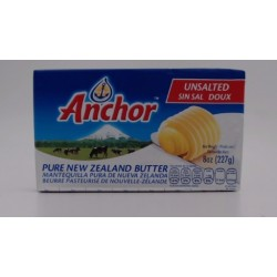 ANCHOR UNSALTED BUTTER 8Z