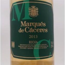 MARQUES DE CACERES RIOJO WHITE