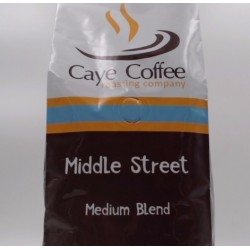 Caye Coffee Middle St Ground