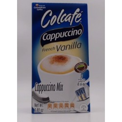 COLCAFE CAP FRENCH VANILLA 3.8 oz