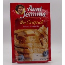 AUNT JEMIMA ORIGINAL PANCAKES AND WAFFLE MIX 6OZ