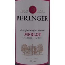 BERINGER CALIF MERLOT WINE