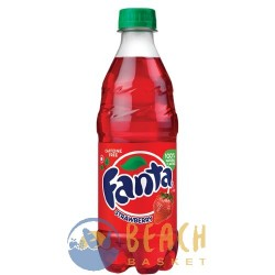 Strawberry Fanta 600ml
