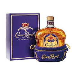 CROWN ROYAL WHISKEY 1L