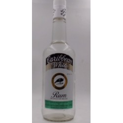 CARIBBEAN WHITE RUM 750ml