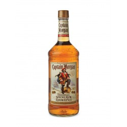 CAPTAIN MORGAN SPICE RUM 1L