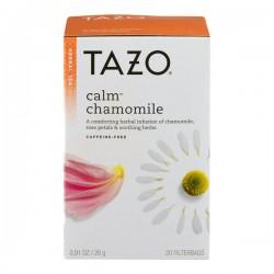 Tazo Calm-Chamomile Tea Filterbags - 20 CT